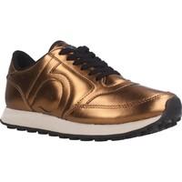 Schuhe Damen Sneaker Low Duuo D100001 Brown