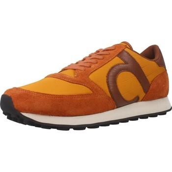 Schuhe Herren Sneaker Low Duuo D100011 Brown