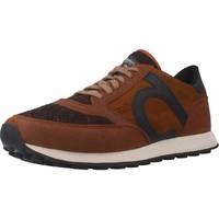 Schuhe Herren Sneaker Low Duuo D100015 Brown
