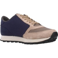 Schuhe Damen Sneaker Low Duuo D100023 Blau