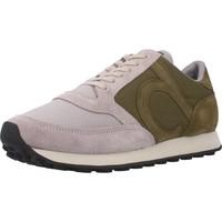 Schuhe Herren Sneaker Low Duuo D100024 Grün