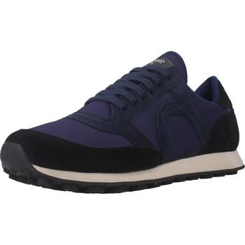 Schuhe Herren Sneaker Low Duuo D100026 Blau