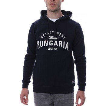 Kleidung Herren Sweatshirts Hungaria H-16TLMOFOLE Blau