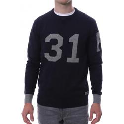 Kleidung Herren Pullover Hungaria H-16TLM0E031 Grau