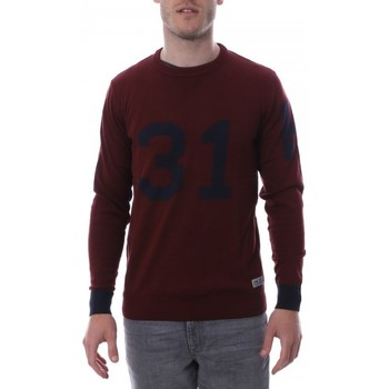 Kleidung Herren Pullover Hungaria H-16TLM0E031 Rot