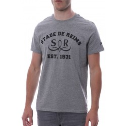 Kleidung Herren T-Shirts Hungaria H-16TLMOBOSRR Grau