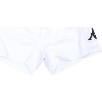 Kleidung Herren Shorts / Bermudas Kappa 301AYL0 Weiss