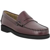 Schuhe Herren Slipper Sebago 131481 Braun