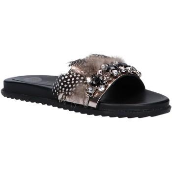 Schuhe Damen Pantoletten Gioseppo 45391 Gris