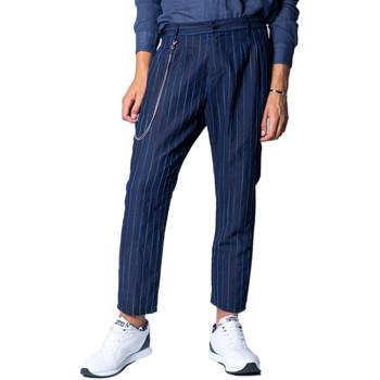 Kleidung Herren Chinohosen Imperial PB51ZAB Blu