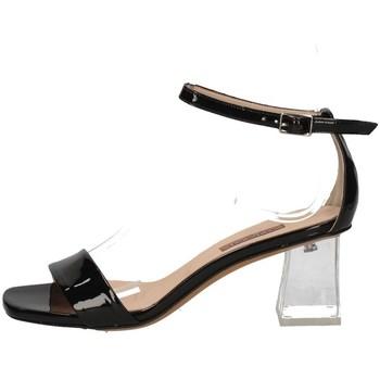 Schuhe Damen Sandalen / Sandaletten Albano 4151 SCHWARZ