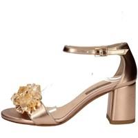 Schuhe Damen Sandalen / Sandaletten Albano 4016 KUPFER