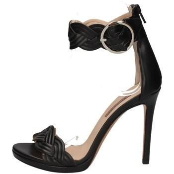 Schuhe Damen Sandalen / Sandaletten Albano 4114 SCHWARZ