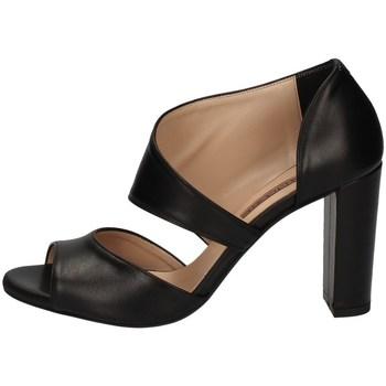 Schuhe Damen Sandalen / Sandaletten Albano 4058 SCHWARZ