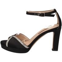Schuhe Damen Sandalen / Sandaletten Albano 4234 SCHWARZ