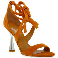Schuhe Damen Sandalen / Sandaletten Priv Lab CHIFFON AMBER Giallo