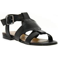Schuhe Damen Sandalen / Sandaletten Priv Lab HARLEY NERO Nero