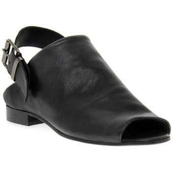 Schuhe Damen Sandalen / Sandaletten Priv Lab RENATA NERO Nero