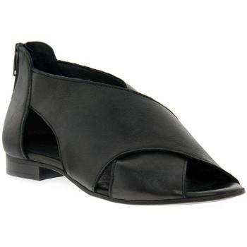 Schuhe Damen Sandalen / Sandaletten Priv Lab ROSSELLA  KENT NERO Nero