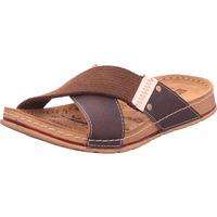 Schuhe Herren Pantoletten / Clogs Hengst - C00214.211 braun