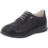 Schuhe Damen Derby-Schuhe & Richelieu Finn Comfort Schnuerschuhe Chalon 05060901857 schwarz