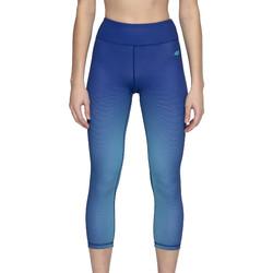 Kleidung Damen Leggings 4F Women's Functional Trousers Blau