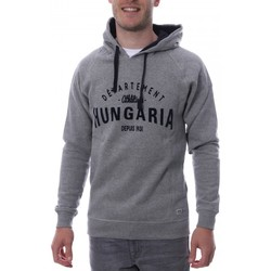 Kleidung Herren Sweatshirts Hungaria H-16TLMOFOLE Grau