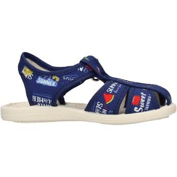 Schuhe Jungen Sandalen / Sandaletten Coccole - Gabbietta blu 33 SUMMER BLU