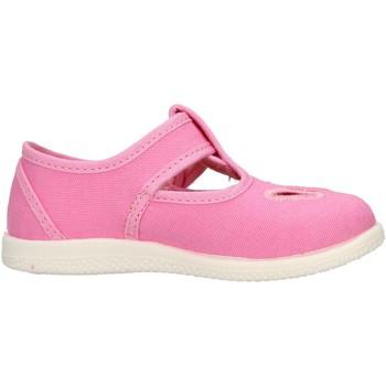 Schuhe Jungen Derby-Schuhe Coccole - Occhio di bue rosa 125 DELAVE' ROSA