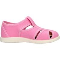 Schuhe Jungen Derby-Schuhe Coccole - Gabbietta rosa 123 DELAVE' ROSA