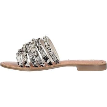 Schuhe Damen Wassersportschuhe Gardini - Ciabatta  argento 090 ARGENTO