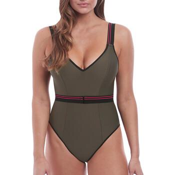 Kleidung Damen Badeanzug Freya AS6826 KHI Grün