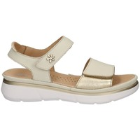 Schuhe Damen Sandalen / Sandaletten Florance 41724-1 BEIGE