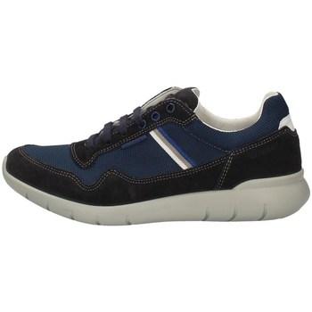Schuhe Herren Sneaker Low Grisport 43800V22 BLAU
