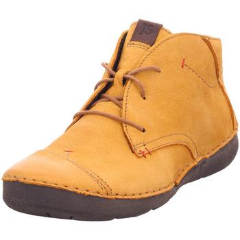 Schuhe Damen Stiefel Seibel Fergey 18 gelb