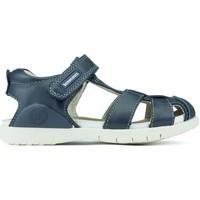 Schuhe Kinder Sandalen / Sandaletten Biomecanics SANDALEN SAM 182172 BLUE