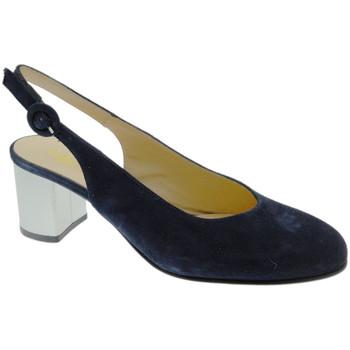 Schuhe Damen Sandalen / Sandaletten Soffice Sogno SOSO20052bl blu