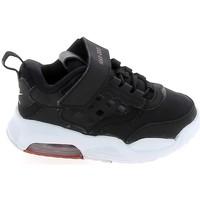 Schuhe Sneaker Low Nike Jordan Max 200 BB Noir Rouge CU1061-006 Schwarz