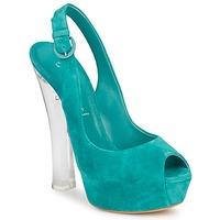 Schuhe Damen Sandalen / Sandaletten Casadei  Blau