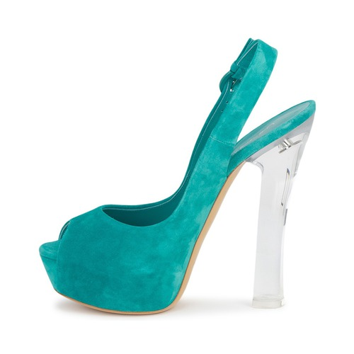 Casadei Sandalen  Blau  Schuhe Sandalen Casadei / Sandaletten Damen 679,20 be1fad