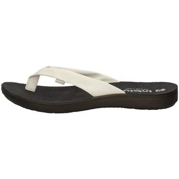 Schuhe Herren Zehensandalen Inblu VA 16 WEISS