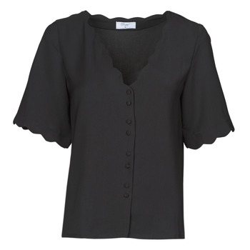Kleidung Damen Tops / Blusen Betty London NOISIE Schwarz