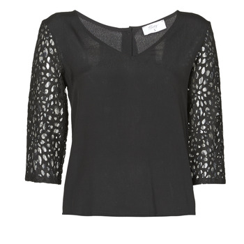 Kleidung Damen Tops / Blusen Betty London NIXE Schwarz
