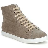 Schuhe Sneaker High Swamp MONTONE SUEDE Grau