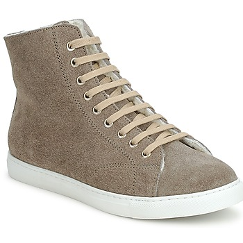 Sneaker High Swamp MONTONE SUEDE
