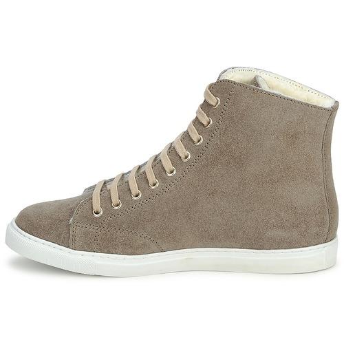 Swamp MONTONE SUEDE Grau  Schuhe Sneaker High  137,60