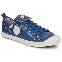 Schuhe Damen Sneaker Low Pataugas BROOKS Blau