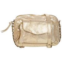 Taschen Damen Umhängetaschen Pieces PCNAINA Gold