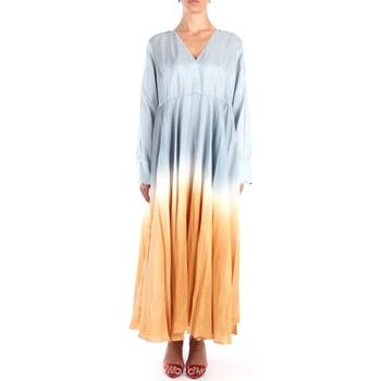 Kleidung Damen Maxikleider Jucca J3127006 Kleid Damen Quelle Quelle