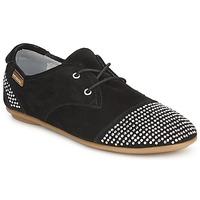 Schuhe Damen Derby-Schuhe Pataugas SWING Schwarz
